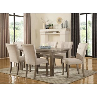 Kitchen and Dining Room Tables urban 7 piece dining set NHYRMLU