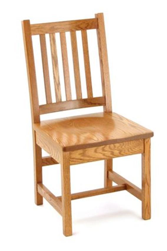 Kitchen Chairs amish simple mission kitchen chair XFLGSOG