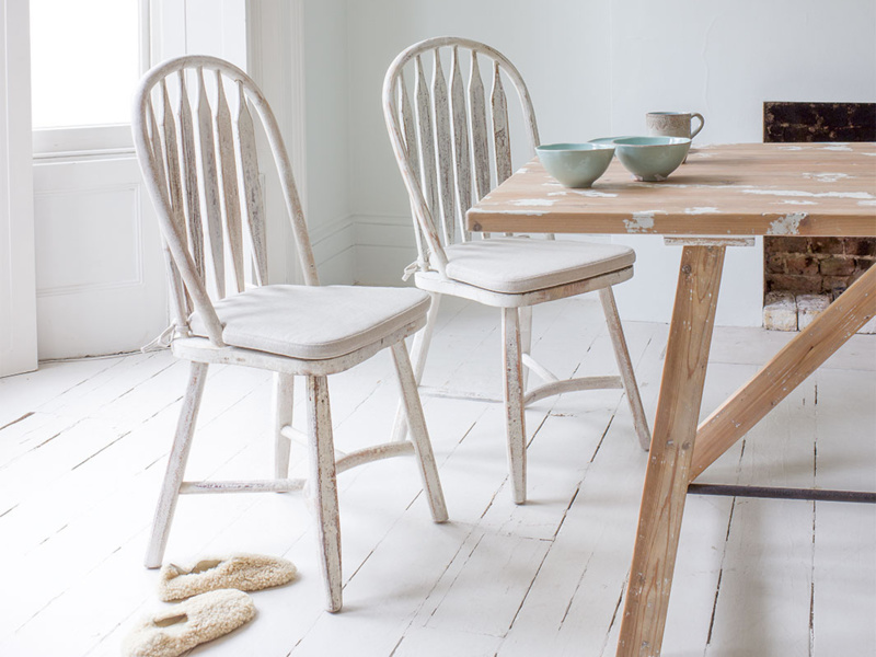 Kitchen Chairs for Comfortable Informal Seating in Kitchen ...
