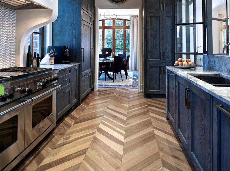 kitchen flooring ideas and materials - the ultimate guide YIZURNH