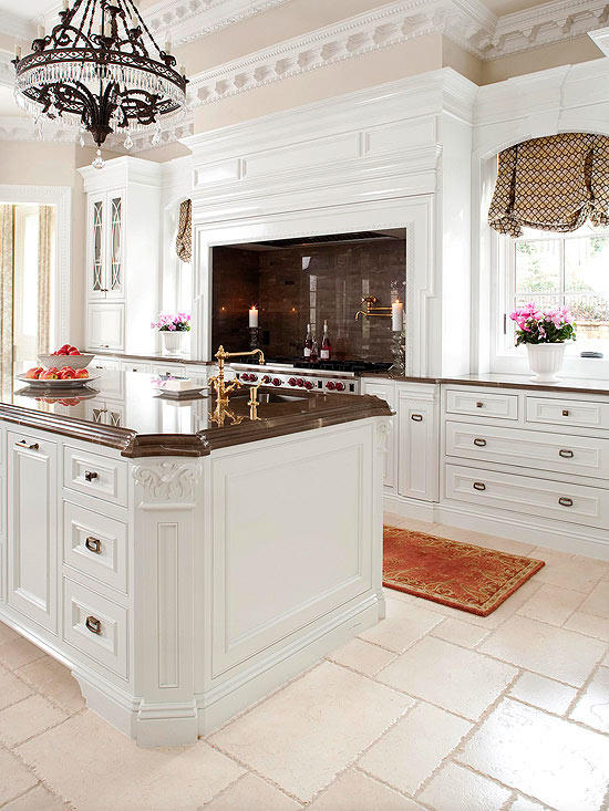 Kitchen flooring options durable tile PUVGEGH