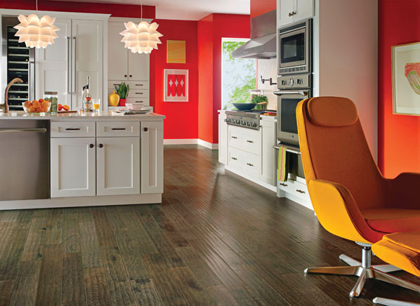 Kitchen flooring options the flooring that took a pounding in consumer reportsu0027 tough tests YVKOTHP