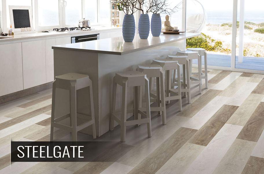 kitchen floors 2018 kitchen flooring trends: 20+ flooring ideas for the perfect kitchen.  get LKOREIG
