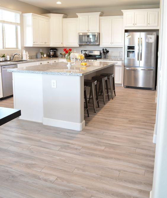 kitchen floors kitchen flooring TFOIUIH