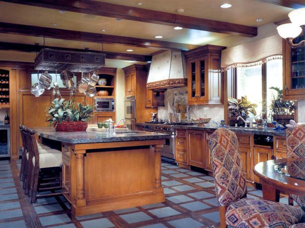 kitchen floors old world kitchen design by suzanne furst DVOKWSX