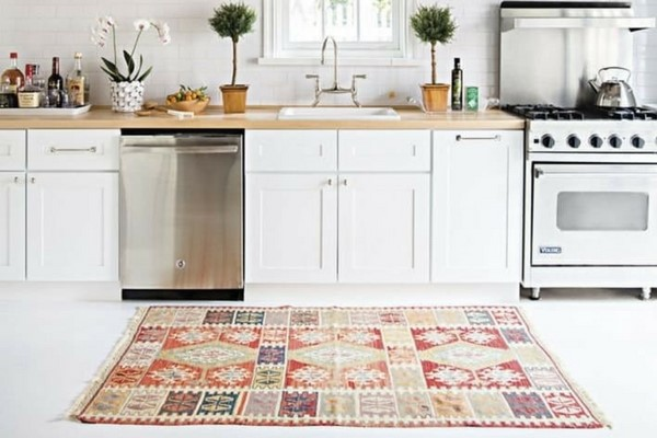 A guide to buy the right kitchen rugs - goodworksfurniture