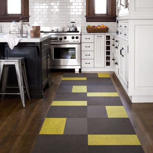 kitchen rugs high style kitchen mats and rugs | apartment therapy VQDQBEW