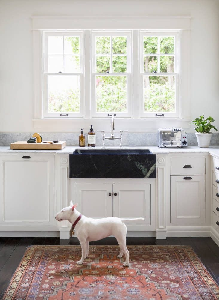 kitchen rugs rugs in the kitchen: yea or nay?   apartment therapy UGJLKNE