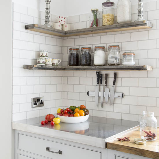Kitchen Shelving best kitchen shelving ideas ideal home regarding the most awesome kitchen  shelving RMXSHVM