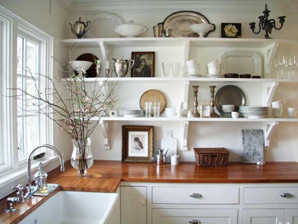 Kitchen Shelving design ideas for kitchen shelving and racks   diy GXEIOIL