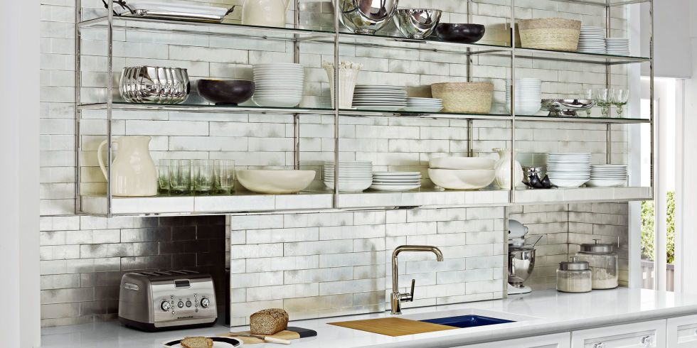 Kitchen Shelving hate open shelving? these 15 kitchens might convince you otherwise YKQZHWT