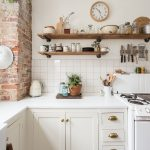 Right Kitchen Shelving Increases Practicality