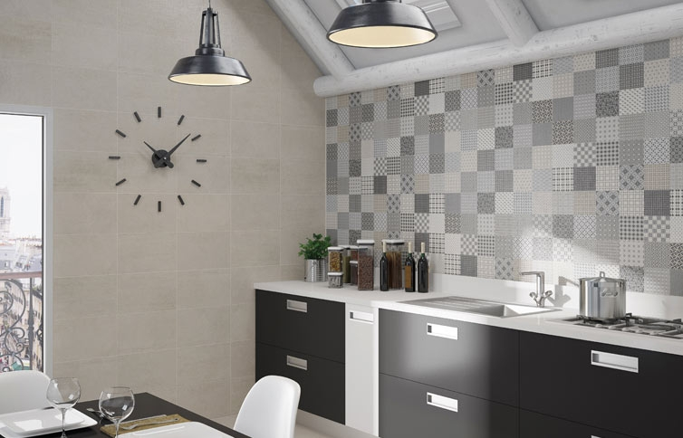 Kitchen Tile Ideas exceptionnel kitchen wall tiles for black worktop ideas. superieur redcliffe XQKYPGI