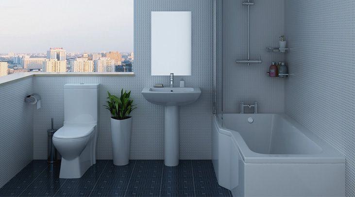 L shaped bath l shape bathroom suite QSMDILS