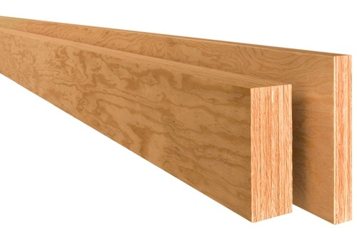 laminated veneer lumber (lvl) is a high-strength engineered wood product  used primarily SIJKNJB