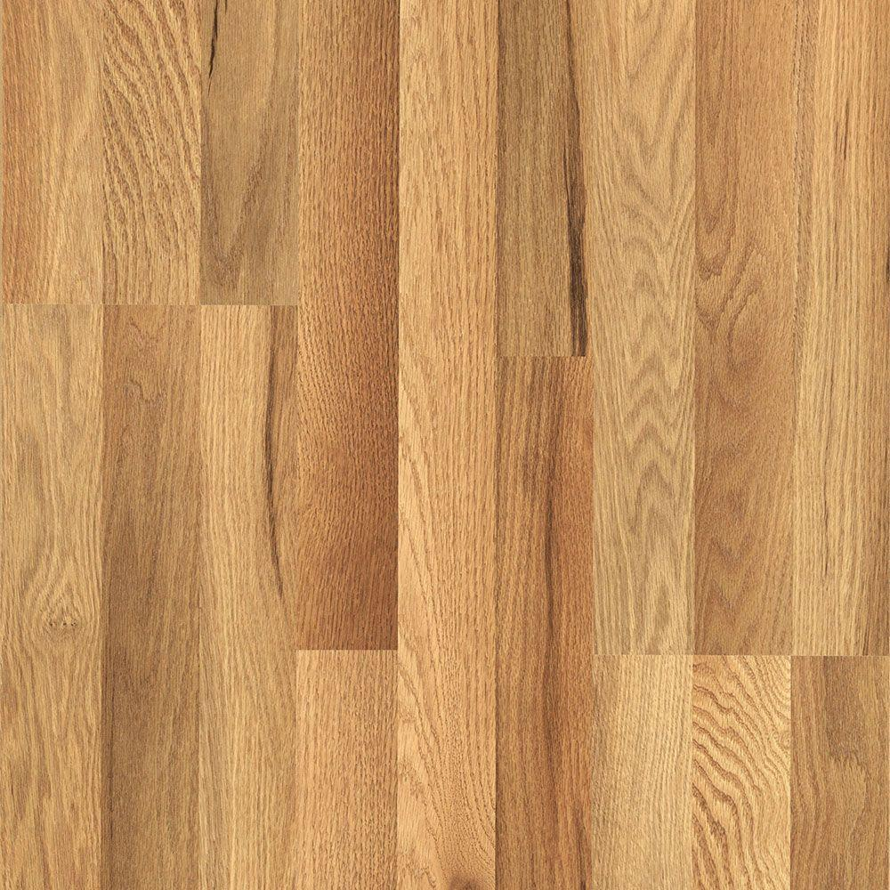 laminated wood flooring pergo xp haley oak 8 mm thick x 7-1/2 in. wide BZVJTUW