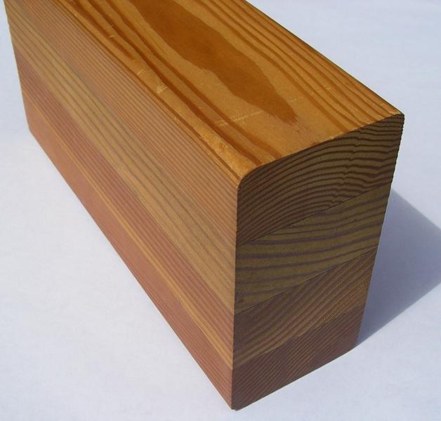 laminating wood laminated wood beam WTBJYEC