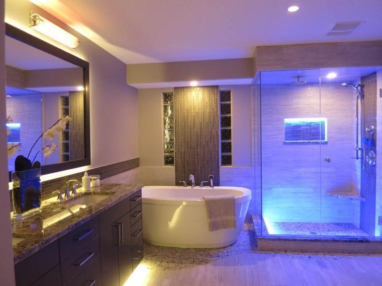 Led Bathroom Lighting led bathroom lighting MNFXZHY