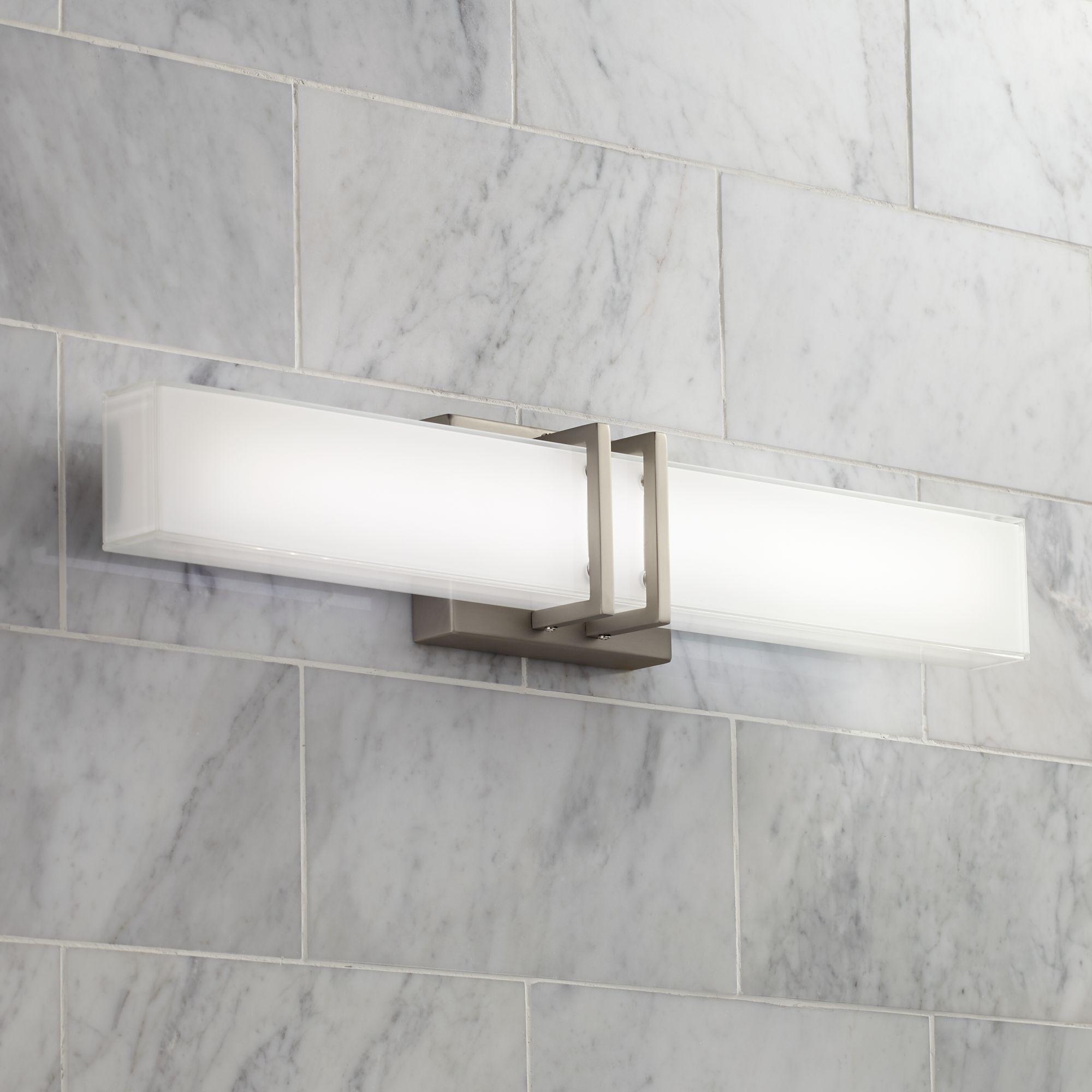 Led Bathroom Lighting possini euro exeter 24. possini euro exeter 24 EWIAIYQ