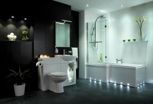 Led Bathroom Lighting sensio expands solid-state lighting products with led bathroom lighting for  residential applications DSZFSQU