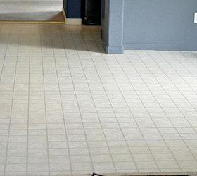 linoleum flooring diy painted and stenciled linoleum floor, diy, flooring, how to, painting, KSSPBKI