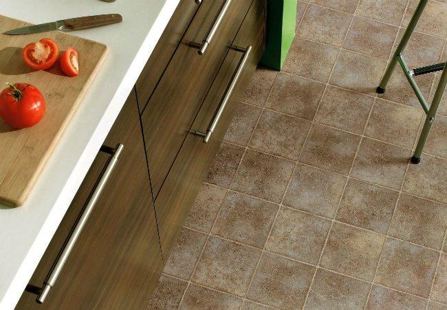 linoleum flooring how to clean linoleum floors - kitchen flooring QJTSVVY