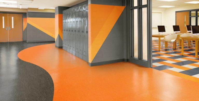 linoleum flooring ... linoleum - migrations bbt u0026 linoart colorette sheet u0026 linoart  marmorette LGLPEYO