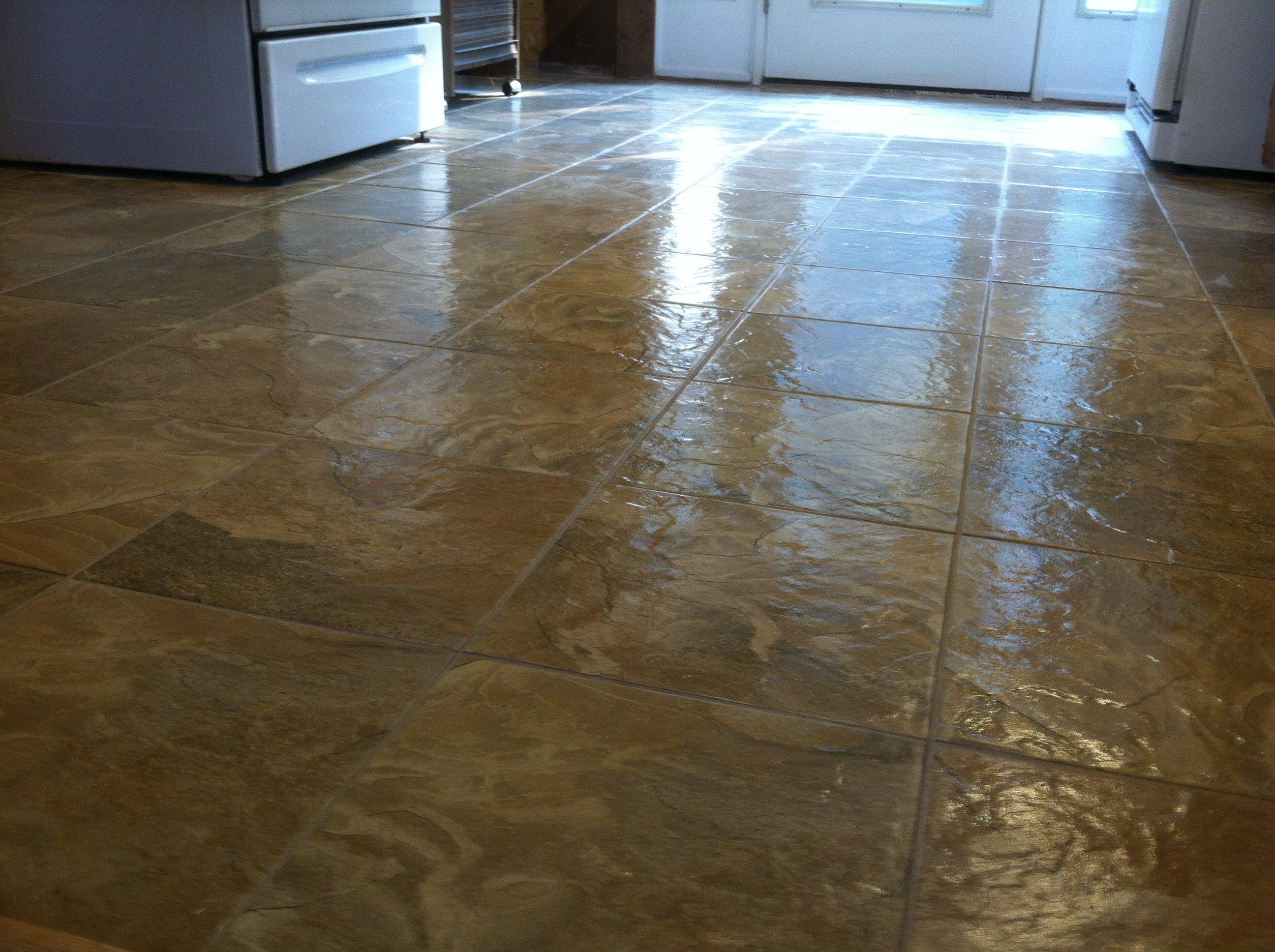 linoleum flooring pros and cons of linoleum floors FOGMPID