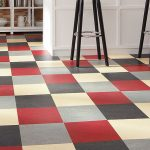 The new linoleum flooring that makes your house look pretty