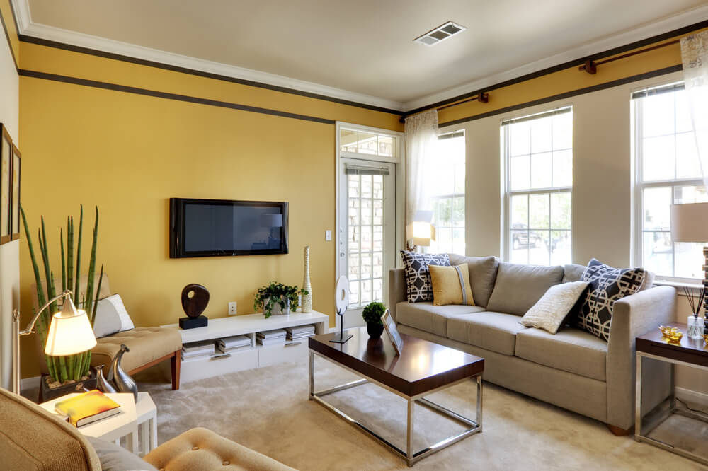 Living Room Colors best living room colors QWODUYF
