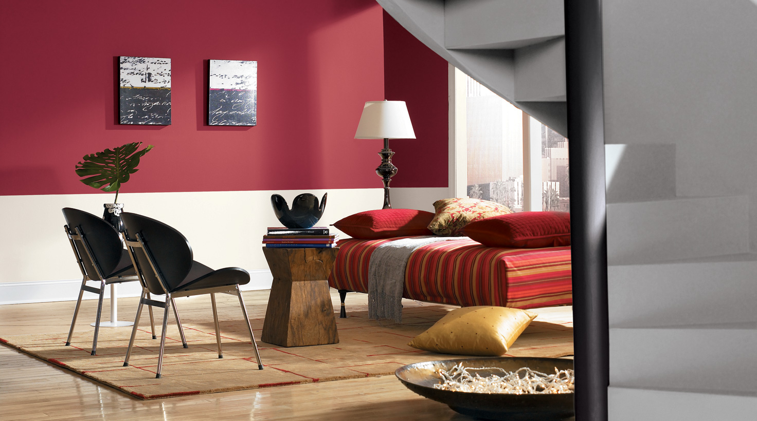 Living Room Colors ... living room - reds ... NLRPGWK