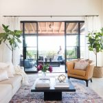 Living room rug in awesome designs