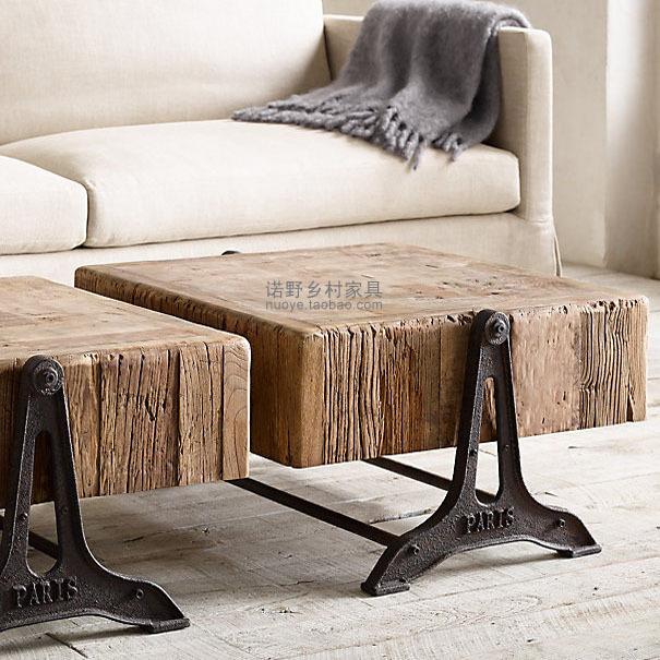 Loft Furniture 1910u0027s paris retro industrial loft coffee table coffee table rural  industrial furniture OKOHXWP