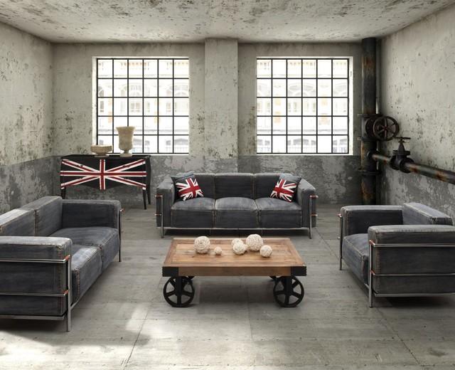 Loft Furniture industrial loft furniture WOKOADT