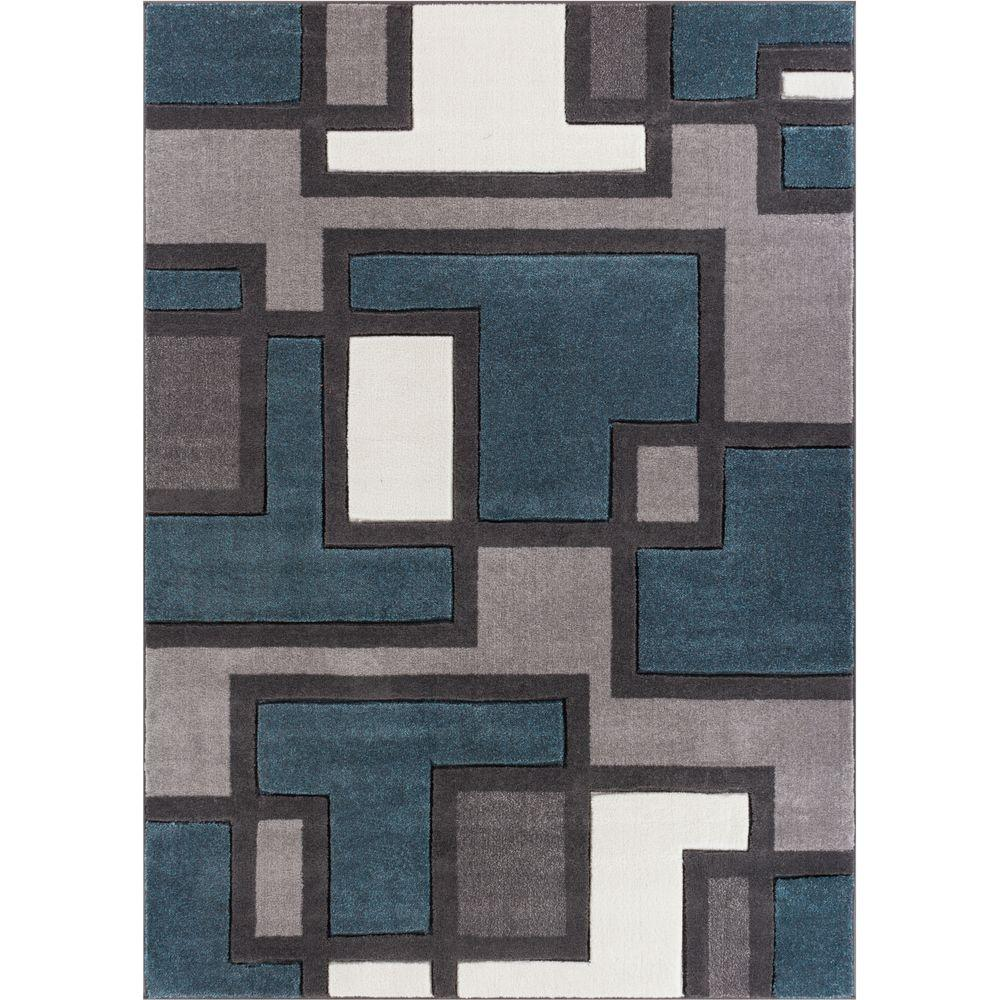 modern area rugs well woven ruby imagination squares blue 8 ft. x 10 ft. modern area HKUQCDP