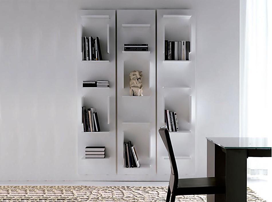Modern Bookshelf italian bookshelf fifty by cattelan italia (3 units) · modern ... VSXPGOR