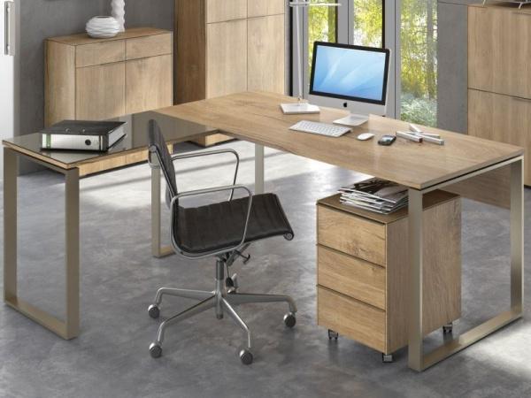 Modern Office Desk home and furniture: impressive modern office desk on furniture desks chairs  bookcases ZKZUBSQ