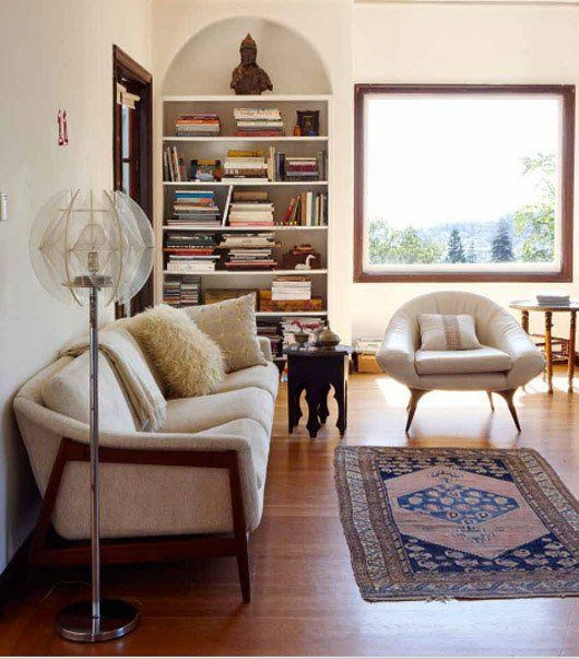 modern persian rugs complementary contrasts: oriental rugs (and kilims) with modern decor BYFDDEK