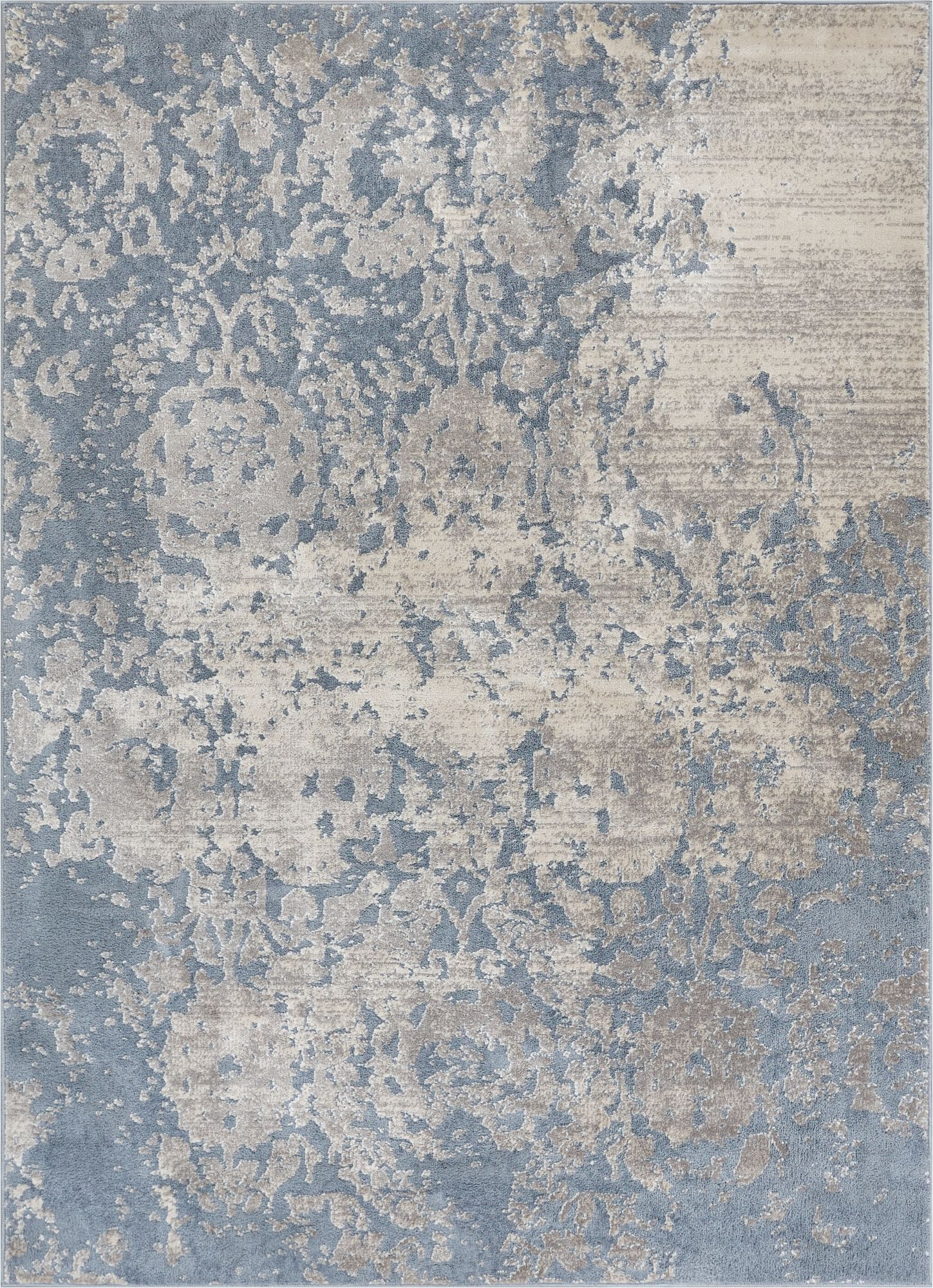 modern rugs ora blue modern rug JVWXRPO