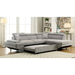 Modern Sectional Sofas aprie sleeper sectional collection URZRKPQ