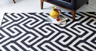 monochrome black and white rugs IICUXJF