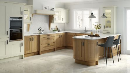 Nature Kitchens broadoak alabaster kitchen DCHRPUM