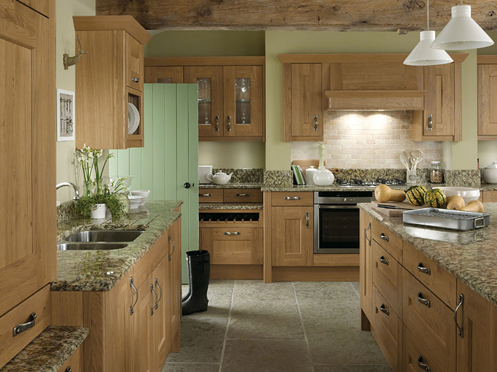 Nature Kitchens second nature VTHLIUB