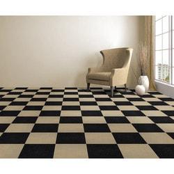 nexus carpet tiles - nexus 12x12 carpet tiles - jet / 12 x BRZUDHT
