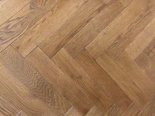 oak parquet flooring blocks, tumbled, prime, 70x280x20 mm XKABSNC