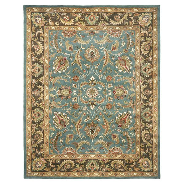 Oriental rugs are the perfect vintage partners for your house floor