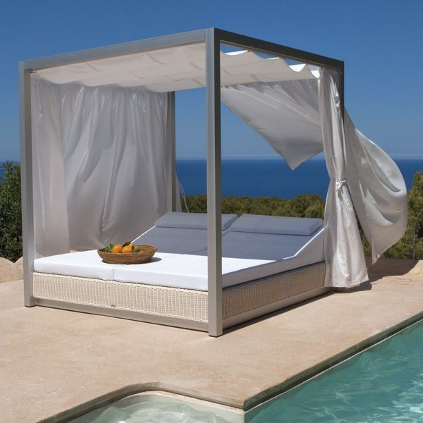 Outdoor Daybed sunset outdoor daybed contemporary-patio QSPUYWQ