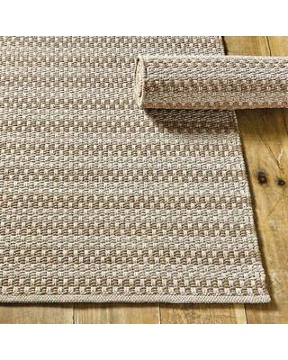 Outdoor rug ballard designs gardiner indoor/outdoor rug 5u0027 x 7u0027 6 RYSQEZY