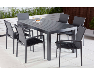 Outdoor Settings boston-jette 7 piece dining SDHZVYG