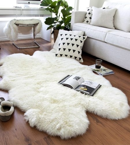 outstanding best 25 sheepskin rug ideas on pinterest ikea sheepskin fluffy  for QXJWTQZ